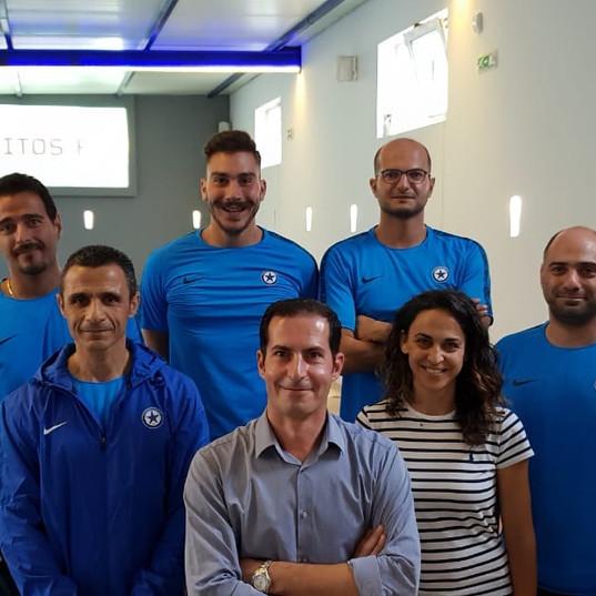 Atromitos FC Medical Team