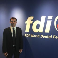 World Dental Federation Sp[orts Dentistry Task Group
