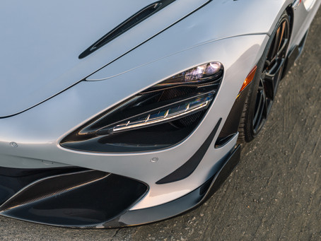 RYFT Officially Unveils The McLaren 720S Carbon Fiber Package