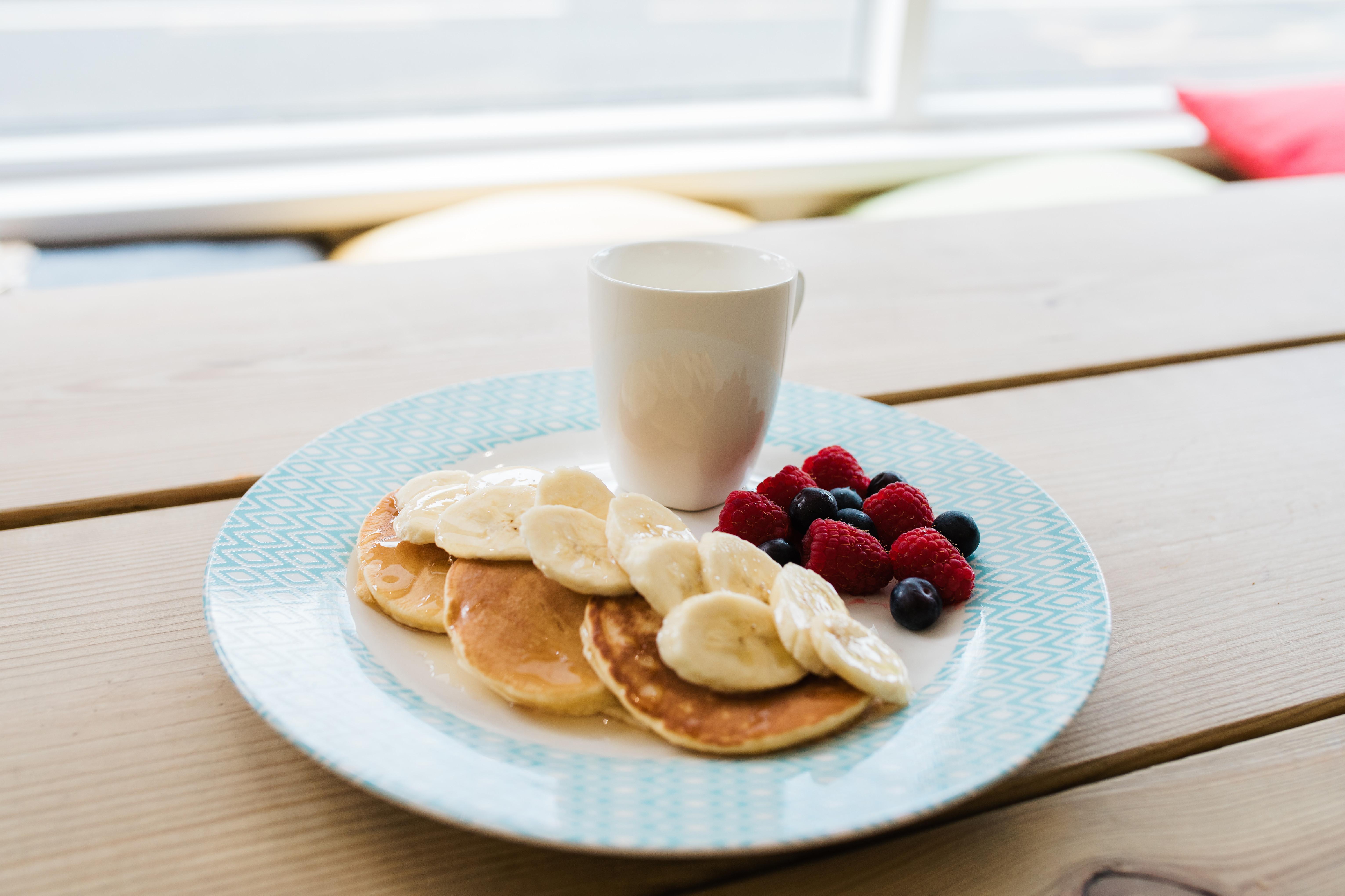 Saturday Breakfast, Brunch or Lunch