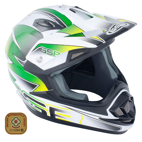 GSB -  XP-14B - GRAPHIC GREEN