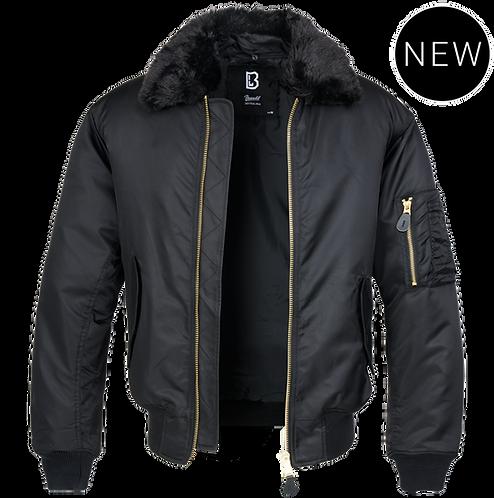 Casaco Brandit MA2 Jacket Fur Collar