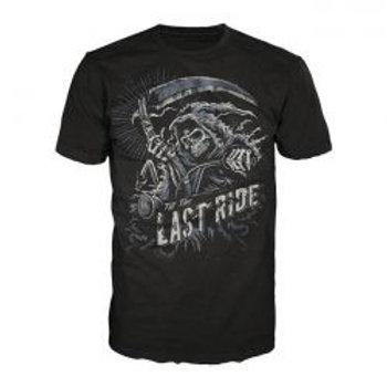 LT THE LAST RIDE T-SHIRT BLACK