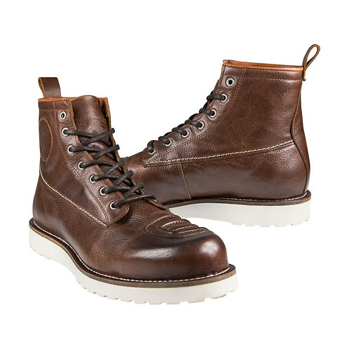 JOHN DOE RIDING BOOTS IRON BROWN CE APPR.