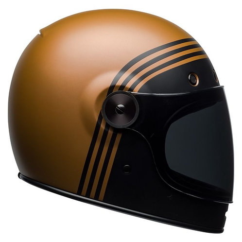 CAPACETE BELL BULLITT BLACK COPPER FORGE