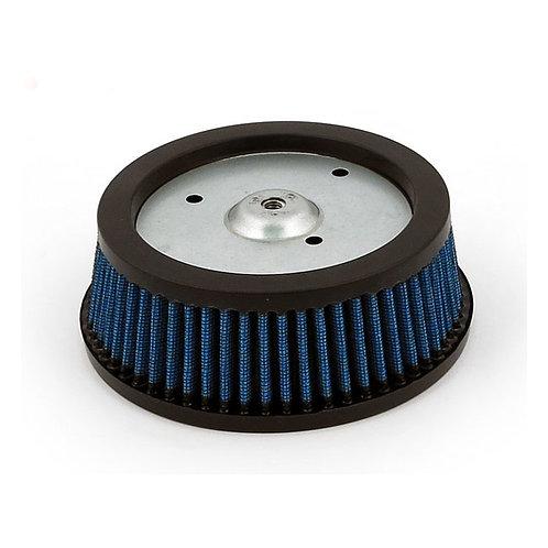 BLUE LIGHTNING, AIR FILTER ELEMENT 00-15(NU)Softail; 99-07(NU)Dyna, Touring; 07-