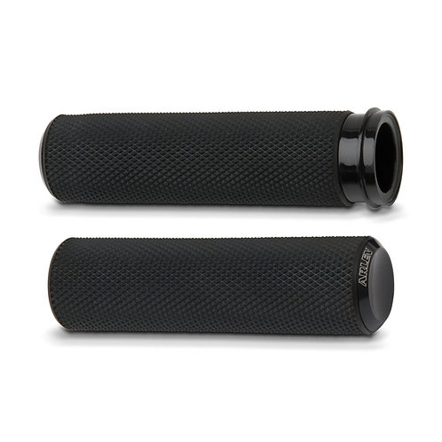 NESS KNURLED FUSION GRIPS, 25mm