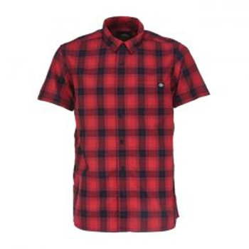 DICKIES BRYSON SHIRT RED
