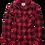 Thumbnail: Amy Flanell Shirt GIRLS BRANDIT