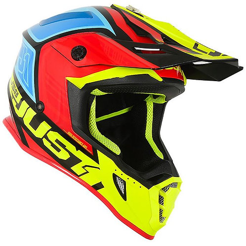 JUST1 - J38 BLADE - BLACK / YELLOW / RED / BLUE