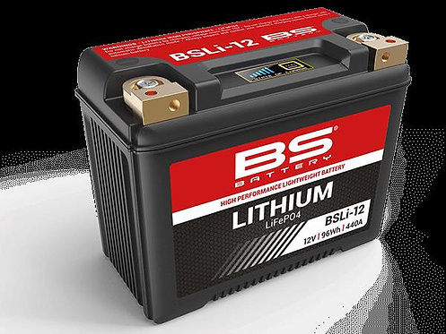Bateria de lítio BS BATTERY BSLI-12