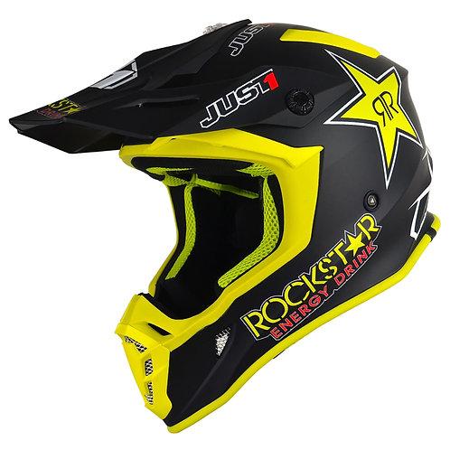Just1 J38 MX Capacete Rockstar