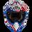 Thumbnail: AIROH SWITCH IMPACT AZUL GLOSS 2019