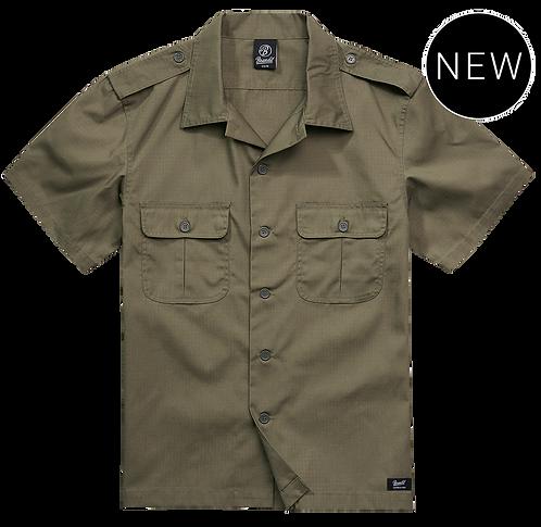 Camisa US Shirt Ripstop shortsleeve