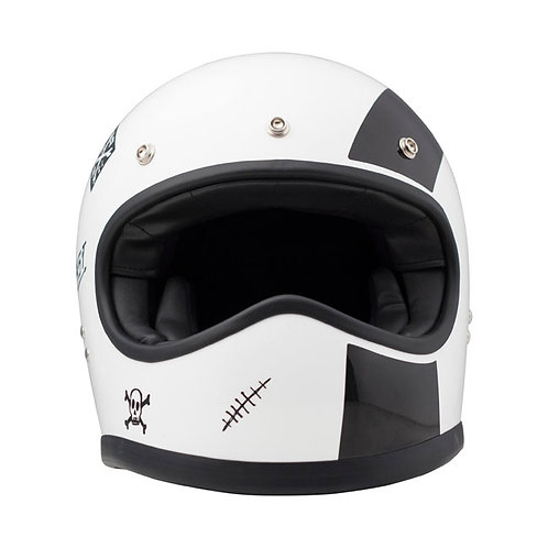 DMD RACER HELMET FLASH ECE