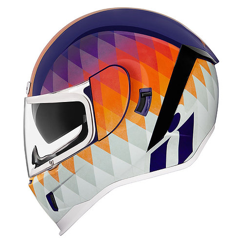 CAPACETE ICON AIRFORM HELLO SUNSHINE