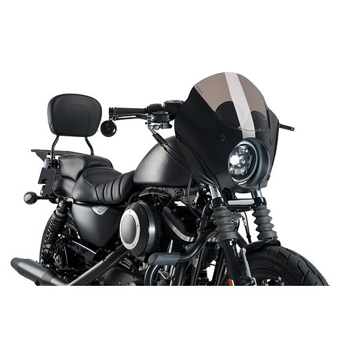 SPORTSTER CUSTOM ACCES - MOTOACCES FAIRING DARK NIGHT GLOSS