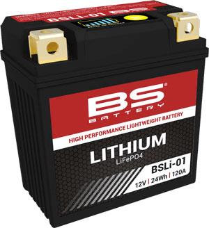 Bateria de lítio BS BATTERY BSLI-01 LFP01