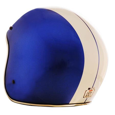 CAPACETE AFX SHELBY BLUE