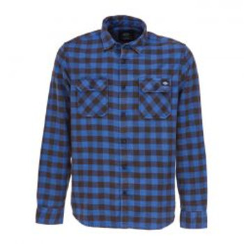 DICKIES ROCK HALL SHIRT BLUE