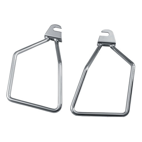 EASY-ON/OFF SADDLEBAG SUPPORTS PAIR