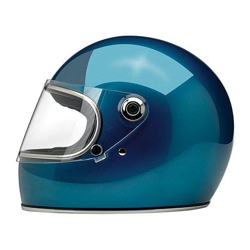 CAPACETE BILTWELL GRINGO S GLOSS PACIFIC BLUE ECE