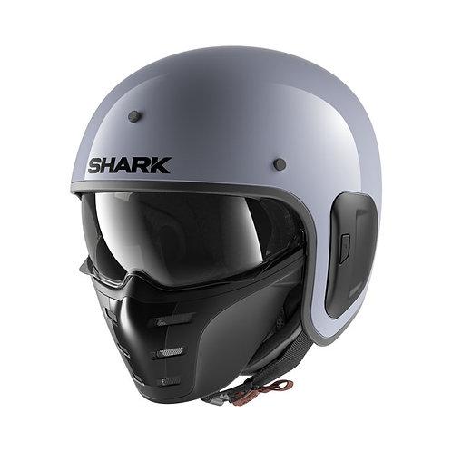 CAPACETE SHARK S-DRAK 2 HELMET GLOSS GRAPHITE GREY