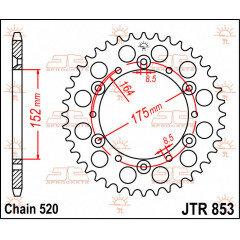 CREMALHEIRA YAMAHA TT 600cc 40 D JTR