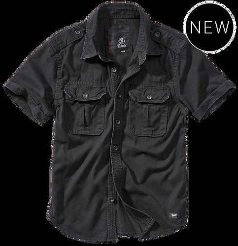 Camisa Brandit Vintage Shirt shortsleeve