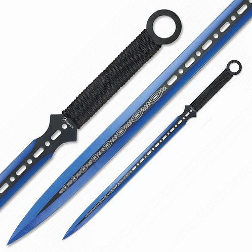 Machete Albainox azul