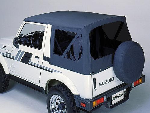 Capota de substituição com janelas Fumadas Suzuki Samurai e SJ 410 e 413