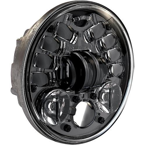 J.W. SPEAKER HEADLIGHT LED 8690 145 MM (5.75'') BLACK INNER BEZEL