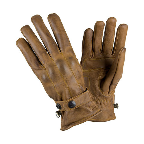 BY CITY ELEGANT GLOVES, BEIGE