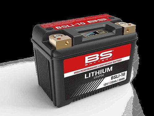 Bateria de lítio BS BATTERY BSLI-10