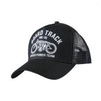ROKKER BOARD TRACK TRUKKER CAP BLACK