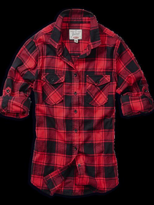 Amy Flanell Shirt GIRLS BRANDIT