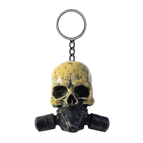 LT KEY CHAIN GAS MASK