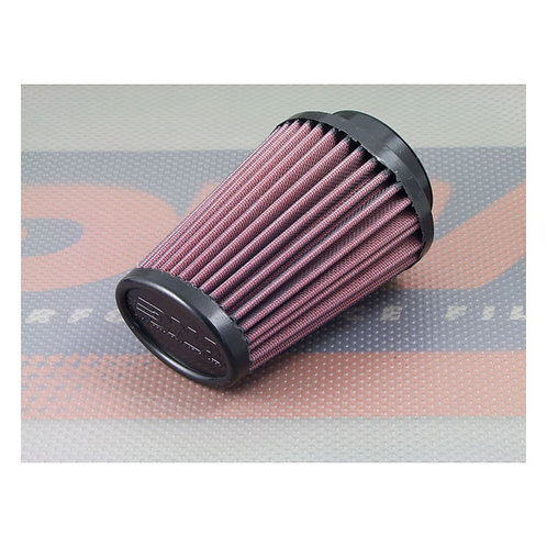 DNA OV-SERIES UNIVERSAL AIR FILTER OVAL RUBBER TOP