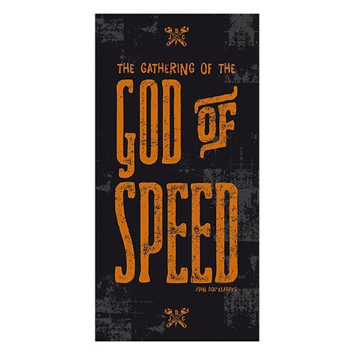 JOHN DOE GOD OF SPEED TUNNEL