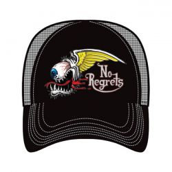 LT, MEN'S TRUCKER HAT NO REGRETS