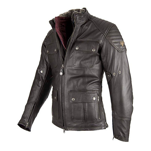 CASACO BY CITY LEGEND II JACKET, BROWN