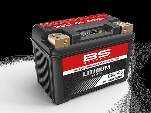 Bateria de lítio BS BATTERY BSLI-06