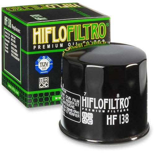 FILTRO OLEO HIFLOFILTRO HF138 SUZUKI/KAWASAKI