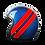 Thumbnail: CAPACETE ORIGINE JACK GLOSS RED - BLUE