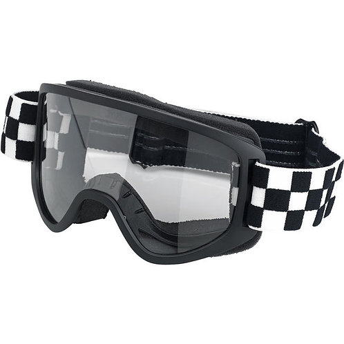 BITWELL GOGGLES CHECKERED BLACK