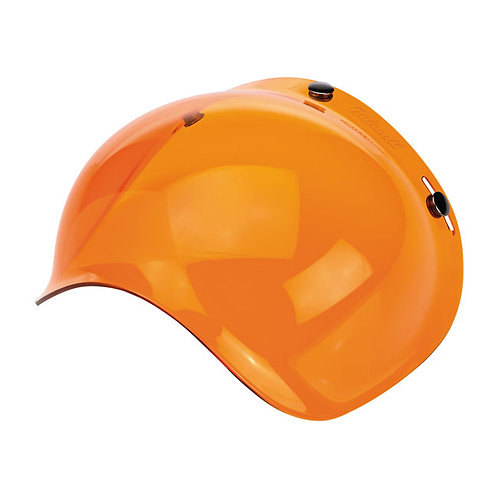 BILTWELL ANTI-FOG BUBBLE SHIELD AMBER