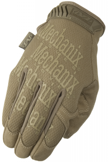 LUVAS MECHANIX MOD ORIGINAL CAMEL