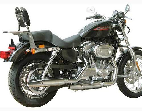 KIT encosto Harley Davidson SPORTSTER XLM-XLN-XL DESDE 2004 ATÉ 2019