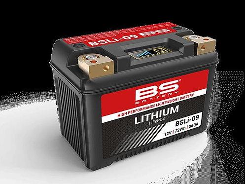 Bateria de lítio BS BATTERY BSLI-09