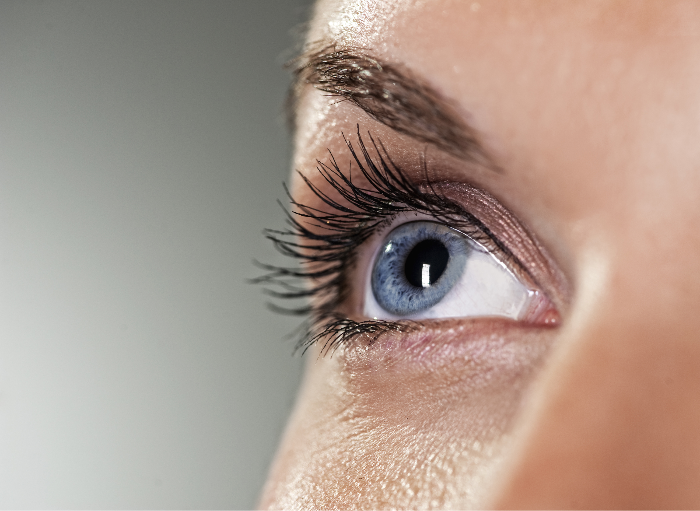 Droopy eyelid ptosis surgery